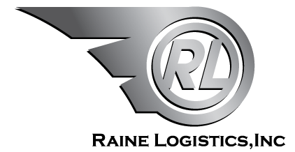 Raine Logistics Inc. logo